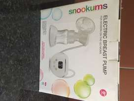 Shnookums Electric Pump(Rechargeable so you can travel with it)