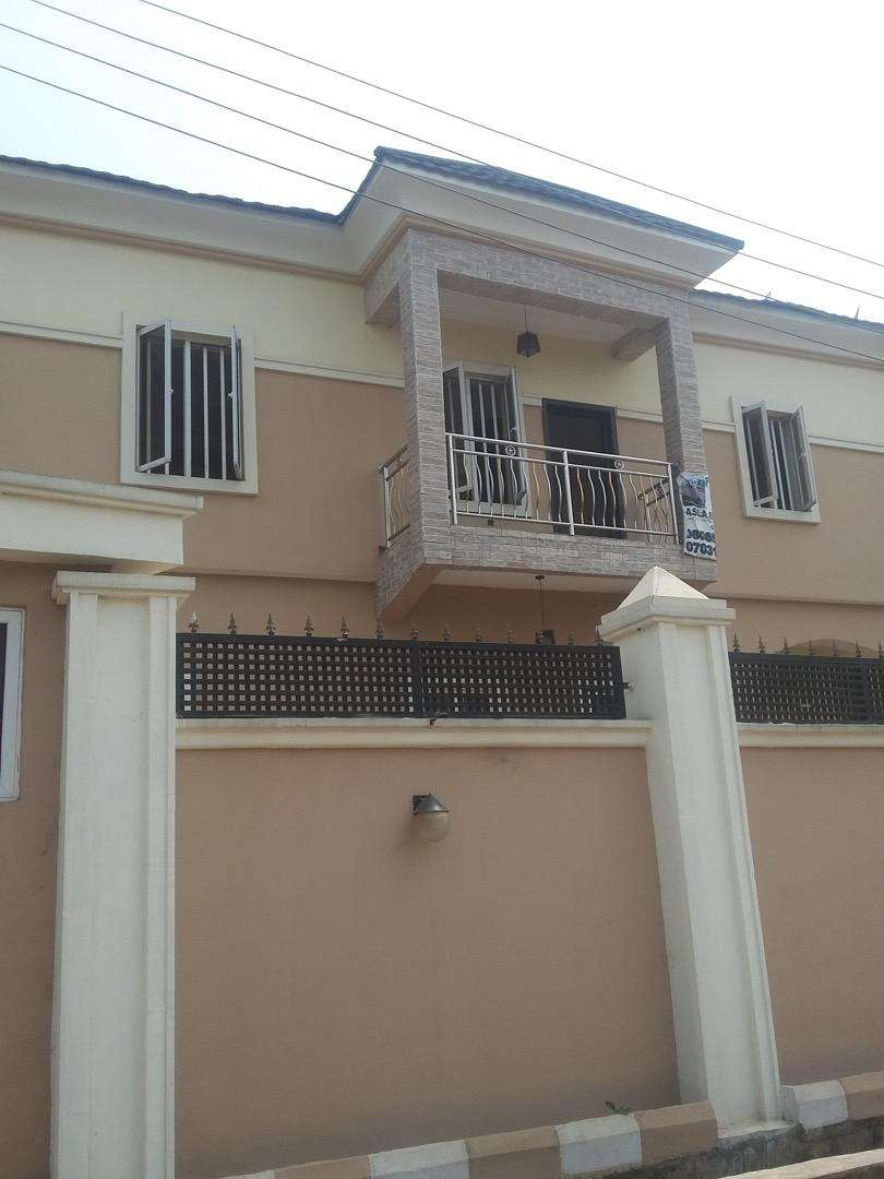 Newly Built 4 Bedroom Duplex In Arepo 0