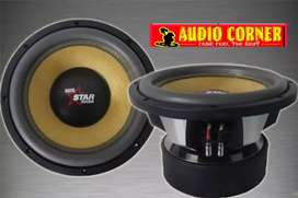 Starsound Sub Yellow Cones New