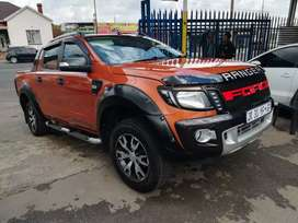 2014 Ford Ranger 3.2 4x4 6 Double Cab