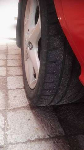 Toyota runx rims for sale.very good condition including tyres