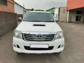 2016 Toyota Hilux 2.4 double cab for sale