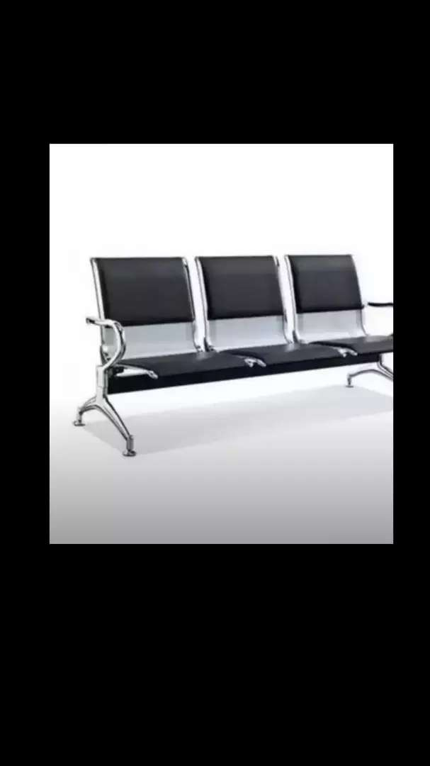 Your three in one office chair with leather 0