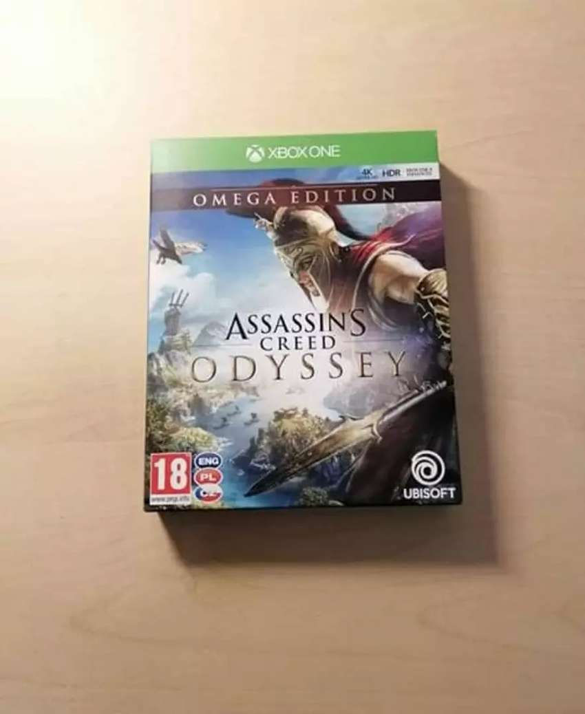 Assaains creed odyssey 0