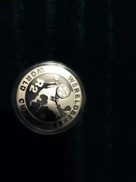 1994 Proof world cup R2 silver coin