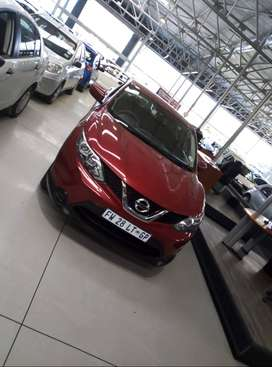 Nissan Qashqai /Rent to own