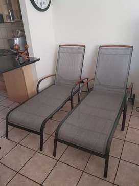 MBM Pool Chairs for sale