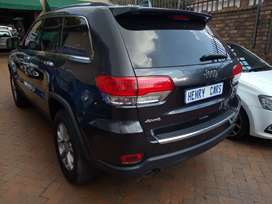 Jeep Grand Cherokee 3.6 V6 4x4 Limited Petrol SUV Automatic For Sale