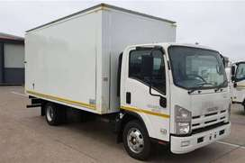 Furniture Moving 4 Ton Closed Truck Available Immediately To Hire
