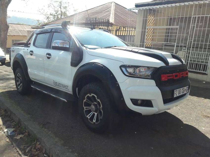 2017 Model Ford Ranger 3.2 Diesel 4x4 Automatic 0