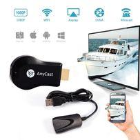 Медиаплеер Miracast AnyCast M4 Plus HDMI адаптер с встроенным Wi-Fi