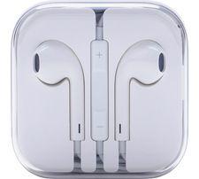 Słuchawki Douszne Apple iPhone Oryginał