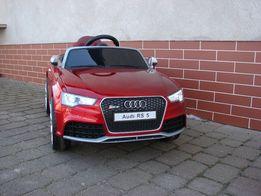 AUDI RS5 Auto Na Akumulator LAKIER AMORY EVA SKÓRA # Sklep #
