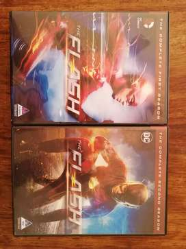 The Flash series box sets