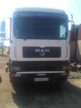 MAN 26 480 truck for sale