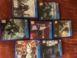 Willing to Swap/Sell any of these titles