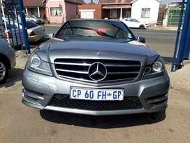 2013 Mercedes Benz C Class(C300) Automatic With Service Book