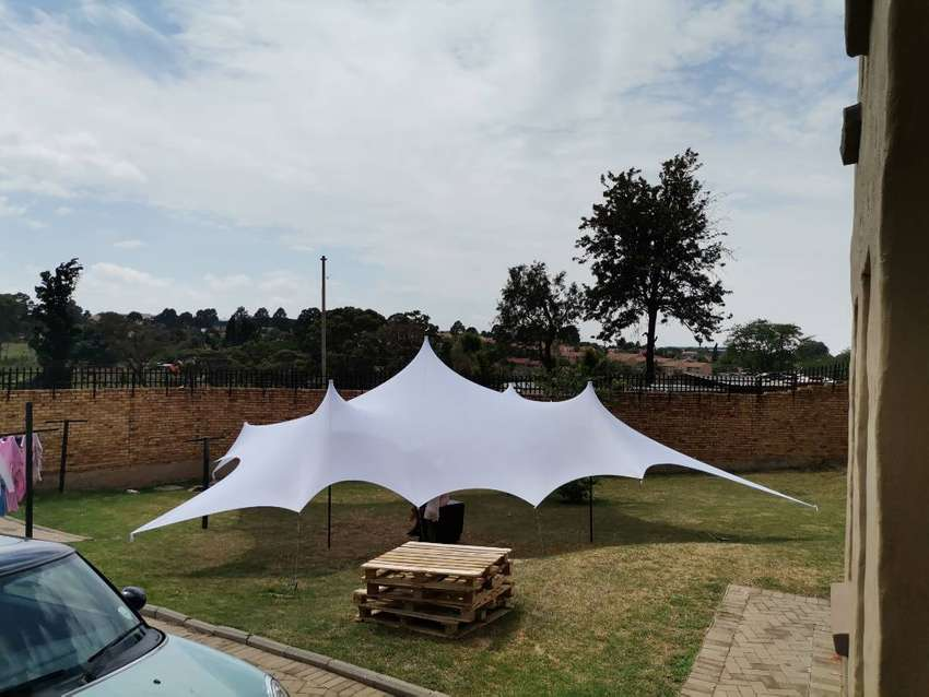 DecorLand - Stretch tents and couches for hire any events. 0