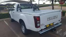 New clean isuzu d max 250 HO fleetside(safety)