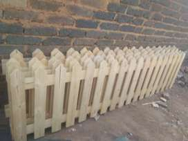 Picket fences for sale