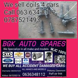 We sell cv joints for most cars give us a call