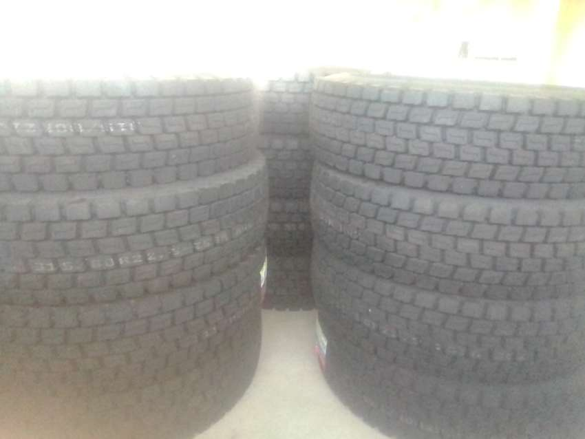 Brand new truck tyre 315/80R22.5 for only R2650 excl. 0