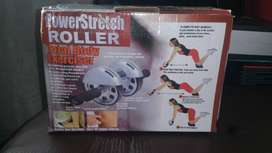 Power stretch ab rollers