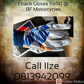 Track Gloves @ BF Motorcycles