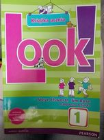 Książka ucznia Look 1 angielski