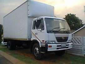 Moving  Call us with cover truck or open truck