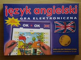 Gra elektroniczna J. Angielski