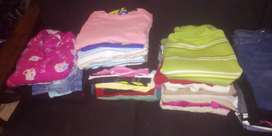 Mixed ladys & young girls clothing/shoes