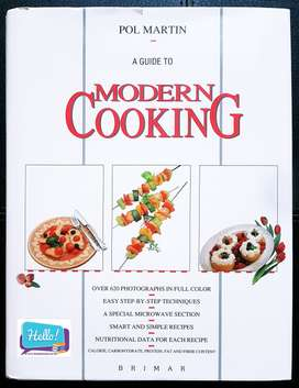 Pol Martin A Guide to Modern Cooking (On Sale)