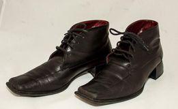 Продам ботинки кожаные женские SALAMANDER