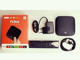 Продам новую приставку Xiaomi Mi Box 3, 4K, глобал версия, MDZ-16-AB