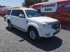 Ford Everest 4 ×4