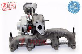 Turbosprężarka turbina Seat Leon Alhambra Cordoba Toledo II 1.9 TDI