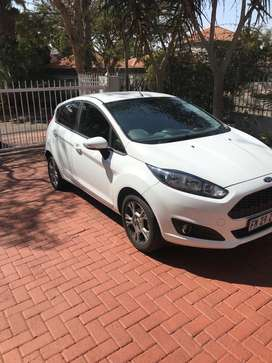 Ford Fiesta 1.0 Ecoboost Trend Powershift (Automatic) 2016
