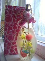Индийская масляная лампа-сувенир