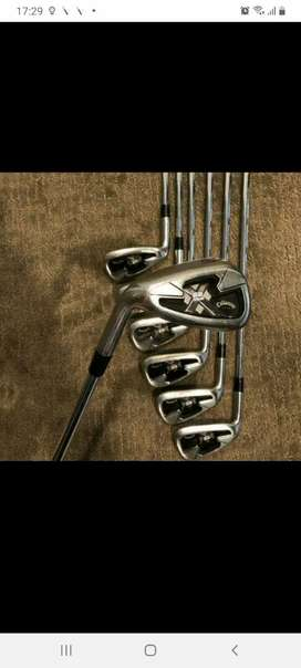 Left Handed Callaway X-22 Full iron set for sale