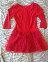 Красное платье, 3шт