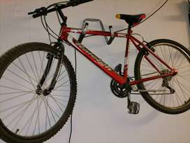 Raleigh 26inch mountain bicycle