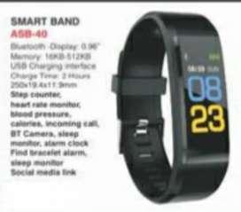 Aiwa smart watch and fitness tracker