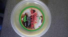 100% unrefined shera butter from west Africa 250 mi for sale