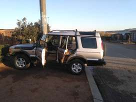 Land rover TD 5 discovery 2,station wagon 7 seater