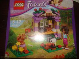Klocki lego friends 41031-Górska chatka Andreii