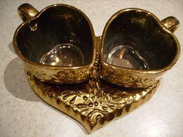 "Чайный набор ""Два сердца"""
