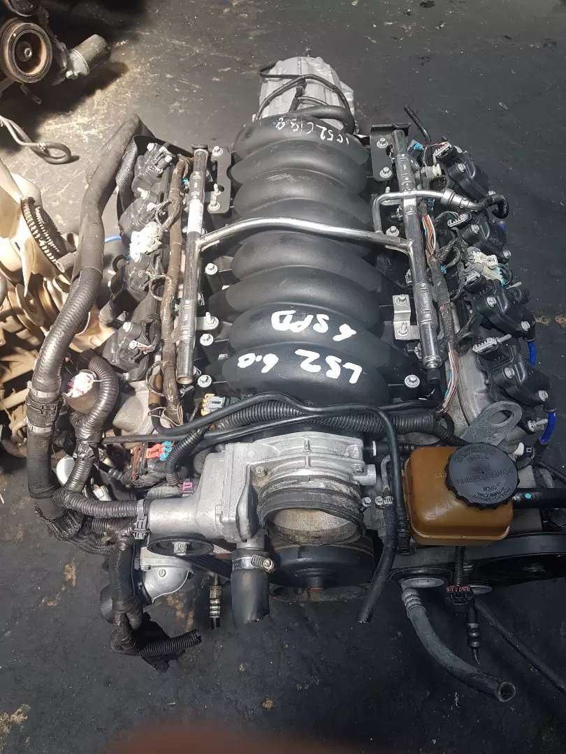 Chev LS2 6.0L v8 engines 5spd auto 0