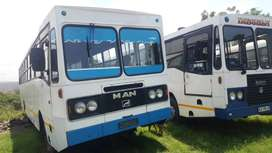 MAN BUS 16220 FOR SALE DAILY RUNNER