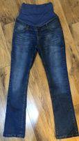 Spodnie ciążowe (Valaska jeansy Happy mum)